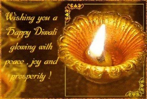 divali greeting card 500x339