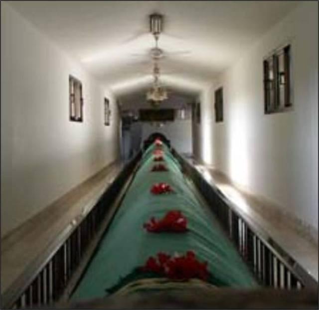 Grave of Prophet Aaron, pbuh