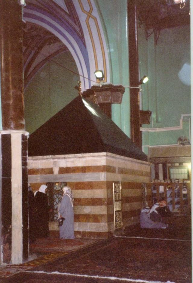 Grave Of Prophet Isaac, pbuh, Hebron