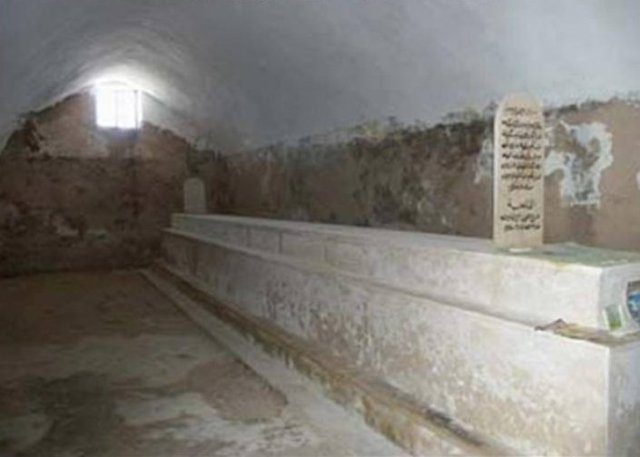Grave of Prophet Joshua, pbuh