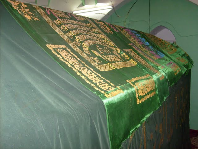 Grave of Prophet Moses, pbuh 2