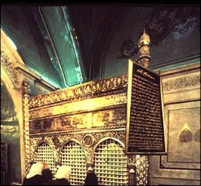 Grave of Prophet Zechariah, pbuh