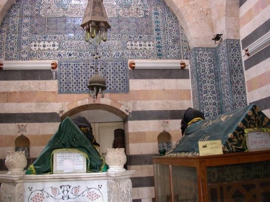 Grave Of Sultan Salahuddin Ayyubi, Damascus, Syria