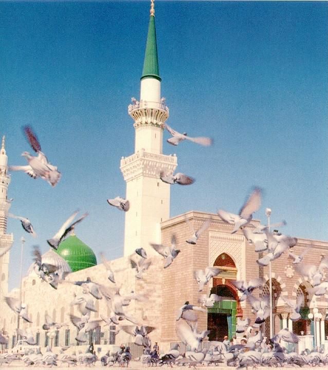 Prophet's Mosque, Medina
