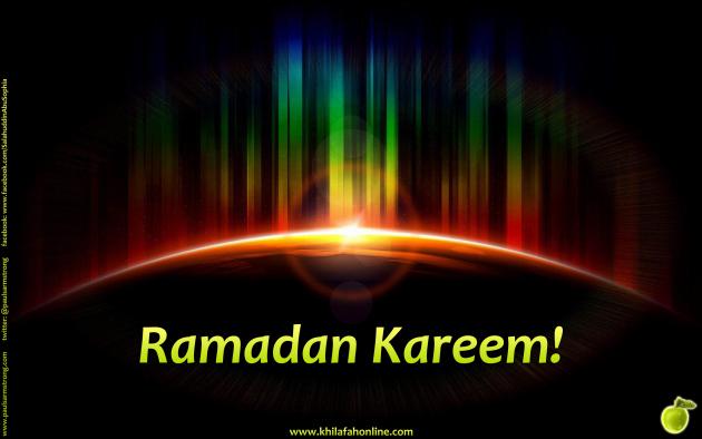Ramadan Kareem 1435 / 2014